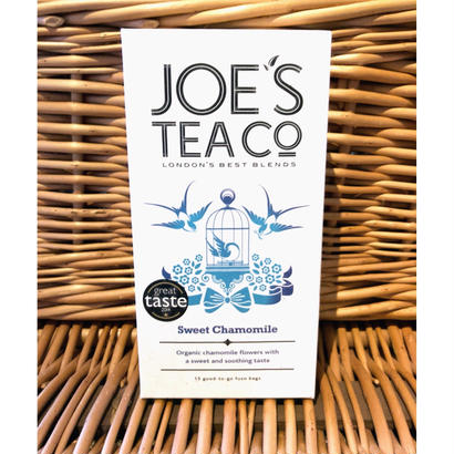 JOE'S TEA Sweet Chamomile