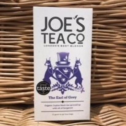 JOE'S TEA  The Earl Grey