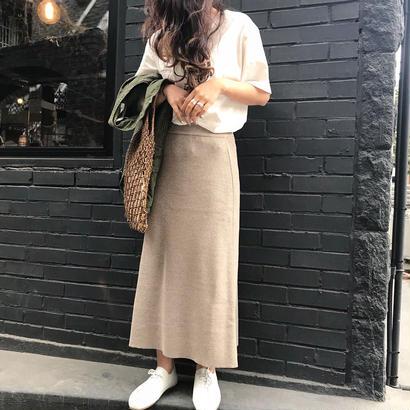springknit skirt