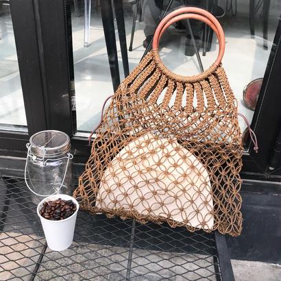ethnic net bag