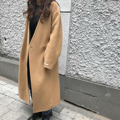cashmere handmade coat