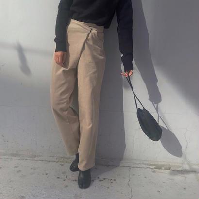 corduroy waistpants