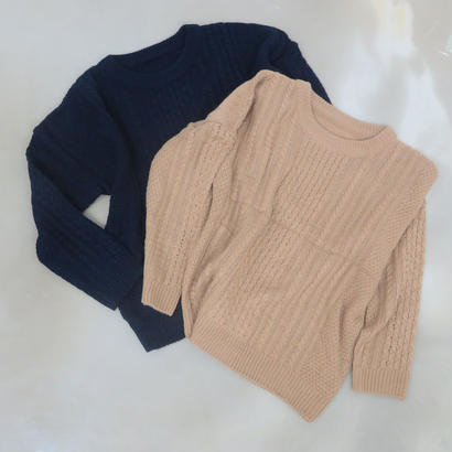 minicable knit