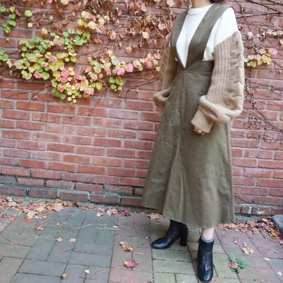 bicolor Vol.knit