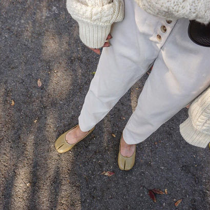 slim corduroy pants