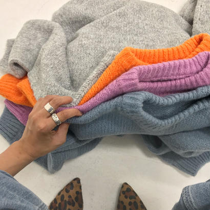 collar knit