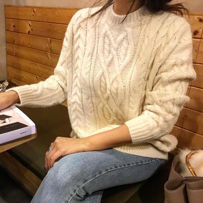braiding knit