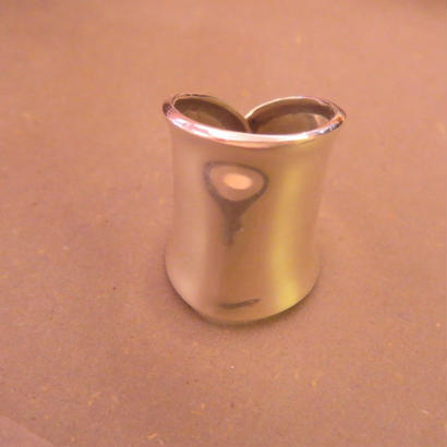 silver ring925 bangring
