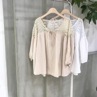 seerace tunic blouse