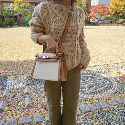 17' handmade knit