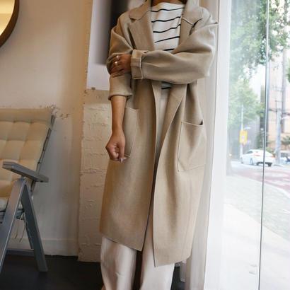 <10月23日から30日まで期間限定>simple coat