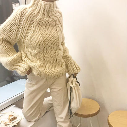 handmade twins knit