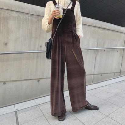 velours overall