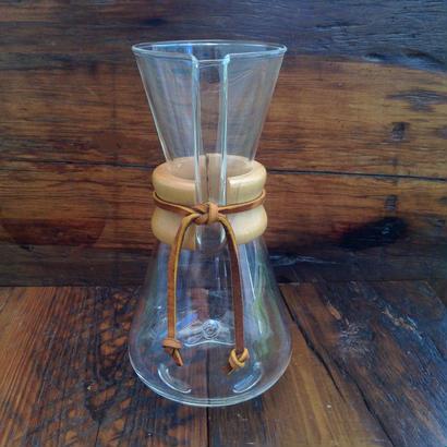 ケメックスのコーヒーメーカー(3カップ用)
