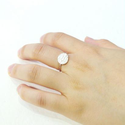 """wave ring"" おおきなさざなみ/おおきな荒波"