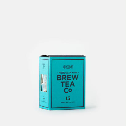 BREW TEA CO/MOROCCAN MINT