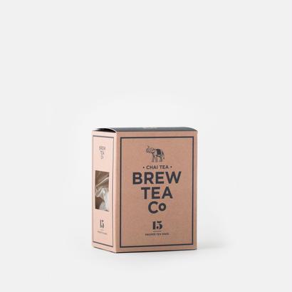 BREW TEA CO/CHAI TEA