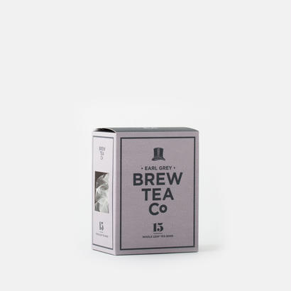 BREW TEA CO/EARL GREY