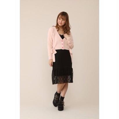 honey salon by foppish (ハニーサロン バイ フォピッシュ)  レースマーメイドスカート 1月上旬 FHW-0833