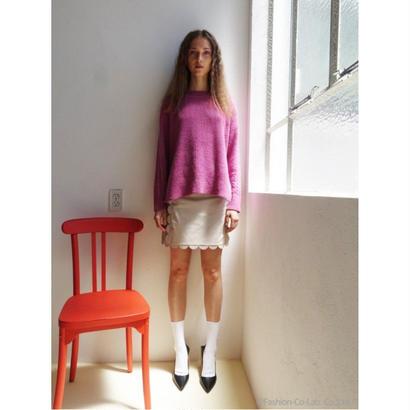 Honey mi Honey (ハニーミーハニー)  Hlogo knit  10月中旬  18A-SW-06