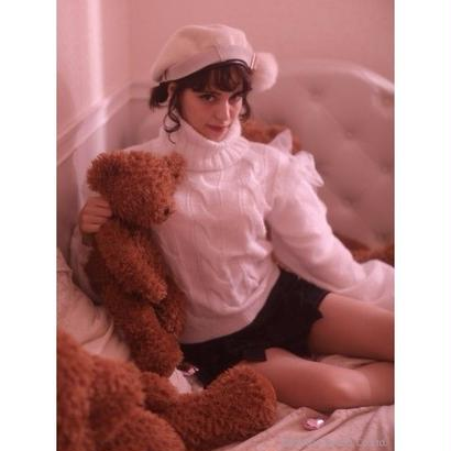 Swankiss (スワンキス)  DR cherry bonbon knit 417404002