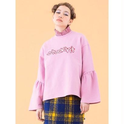 『Little sunny bite』student checker collar sweater LSB-LTOP-121H