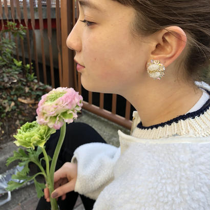 Ice Beads Earrings
