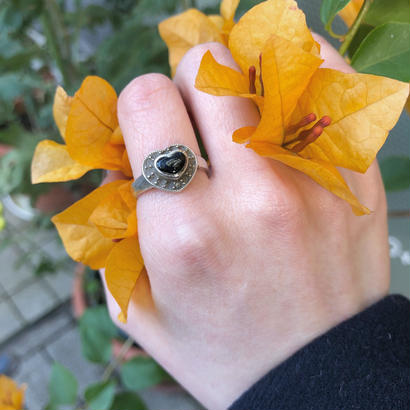 925 Blackheart Rings