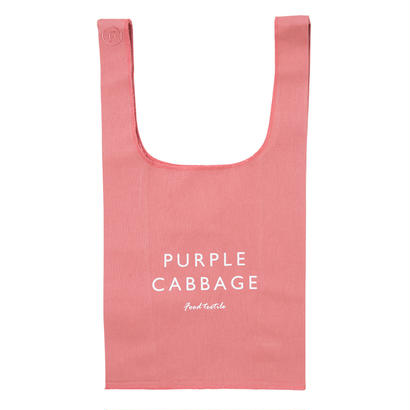 FT010510M / SHOPPING BAG  M -  purple cabbage  -