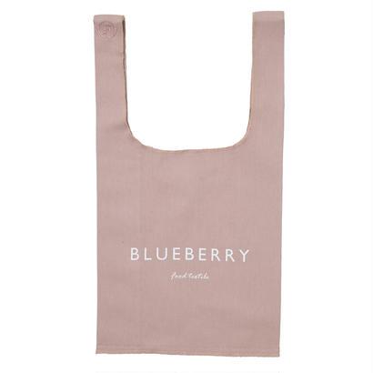 FT010505M / SHOPPING BAG  M -  blueberry  -
