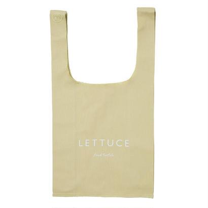 FT010511M / SHOPPING BAG  M -  lettuce  -