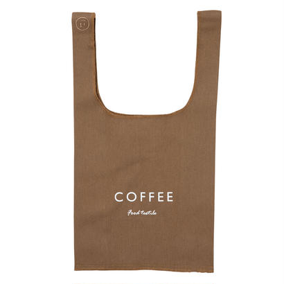 FT010502S / SHOPPING BAG  S -  drip coffee  -
