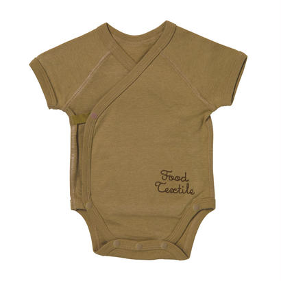 FT030202 / ROMPERS -  coffee  -