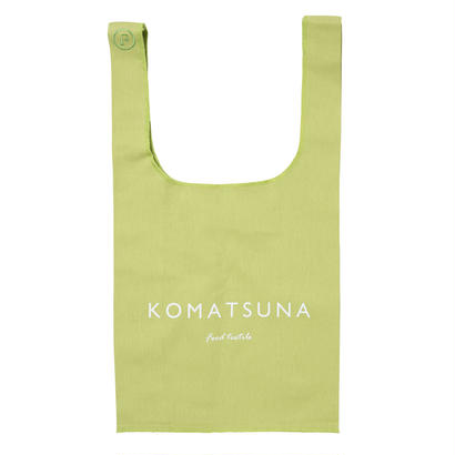 FT010512M / SHOPPING BAG  M -  komatsuna  -