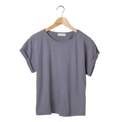 FT040305M / Tシャツ  FEMALE -  blueberry  -