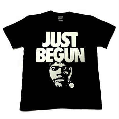 JUST BEGUN T-SHIRT 【BLK】