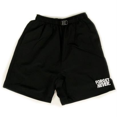 """CLASSIC LOGO""  EZ Shorts ( Black )"