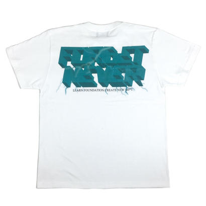 Lightning Bolt T-shirt ( White )