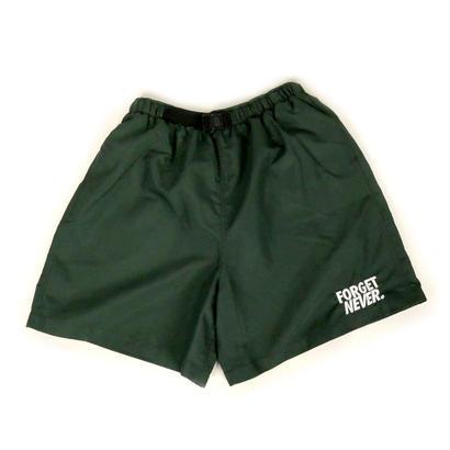 """CLASSIC LOGO""  EZ Shorts ( Dk Green )"