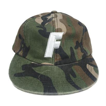 """""""F"""" Logo Ball Cap ( Camo )"""
