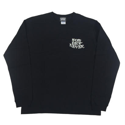 "【2016/FW】""TIE BREAK""  LONG SLEEVE TEE (Espresso)"