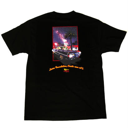 """Still N' Out"" Short Sleeve Tee ( Black )"