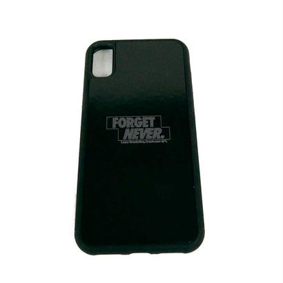 Waylly x Forget Never - iphone case 【 Box Logo 】/ for Iphone X