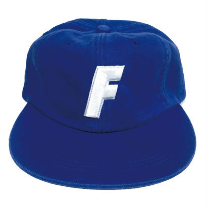 """F"" Logo Ball Cap ( Royal )"