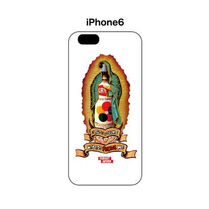 GOD FORGIVE ME iphone6 case (White)