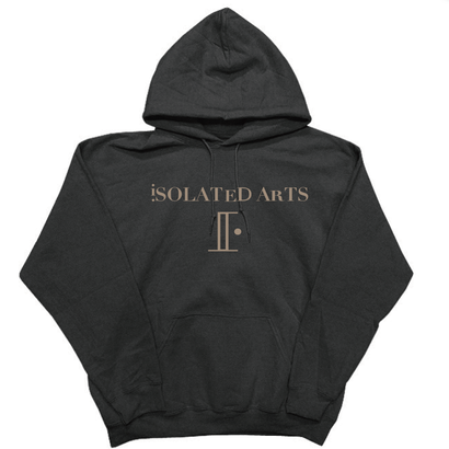 iSOLATED ARTS 2018-2019 Hoodie (Black)
