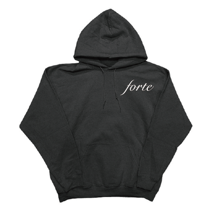 forte18-19 Mini Logo Hoodie (Black) - General Price