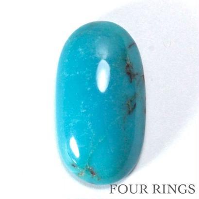 天然トルコ石30.50ct|アリゾナ州・キングスマン産