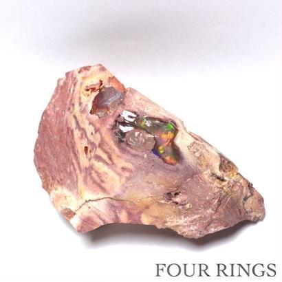 天然メキシコオパール原石165g