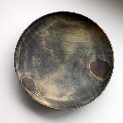 運天達也:丸皿 イチョウ (4)